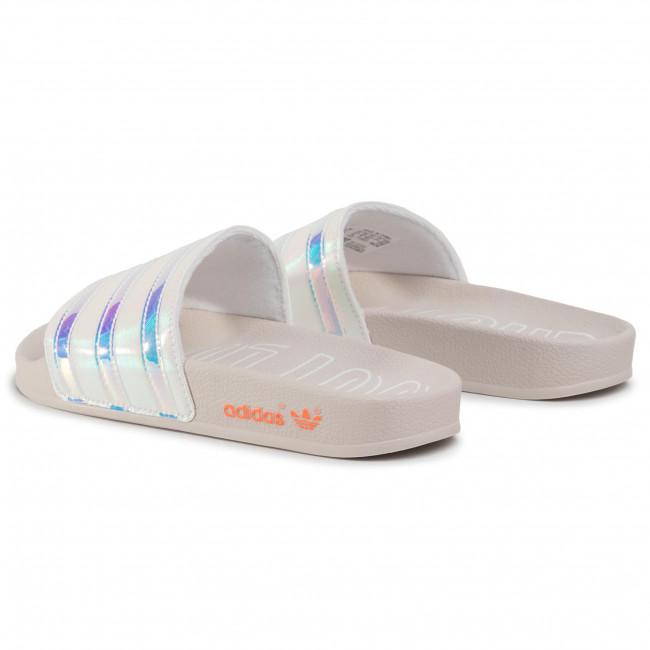 Ciabatte adidas - adilette W EE5130 Orctin/Sorang/Ftwwht - Ciabatte da giorno - Ciabatte - Ciabatte e sandali - Donna