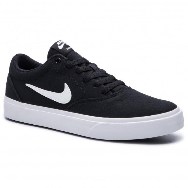 Nike SB Chron SLR Scarpe BlackWhite