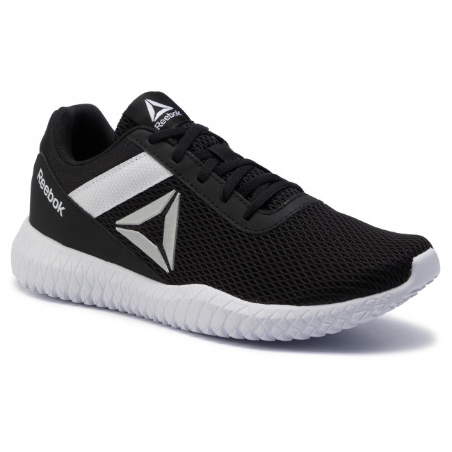 Energy Dv9360 Scarpe silvmt Reebok Flexagon white Sportive Uomo Tr Fitness Black wm8Ov0nN