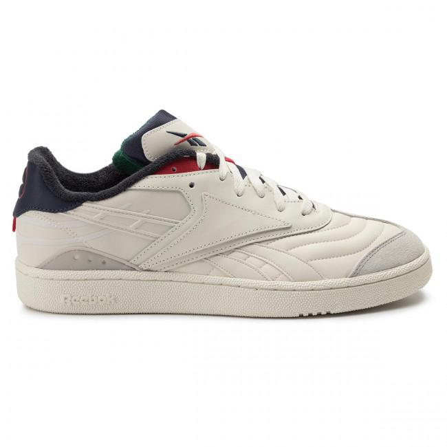 Scarpe Chalk Rc hernvy skugry Sneakers Reebok Club Uomo C 1 0 Dv8658 Basse OPkXTZiu