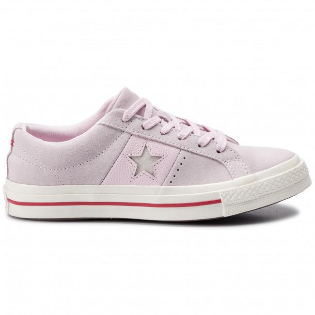 Scarpe sportive CONVERSE One Star Ox 163194C Pink Foam