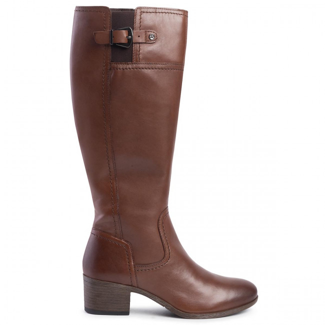 Stivali MARCO TOZZI - 2-25500-33 Chestnut Antic 300 - Stivali - Stivali e altri - Donna