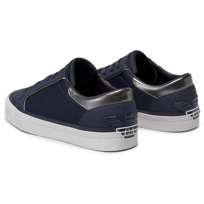 gunmet C300 Sneakers eclipse T Armani X4x278 Xm032 Scarpe e Emporio Basse Uomo t qSMUVpz