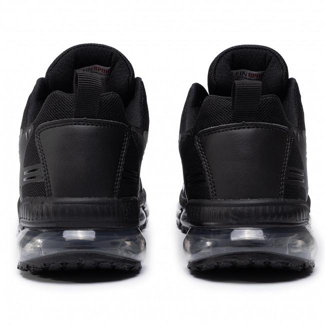 Uomo Plein Scarpe F19s Black Sport Sneakers 02 Runner Tiger Msc2240 Ste003n Basse Cross gIbYyfv7m6