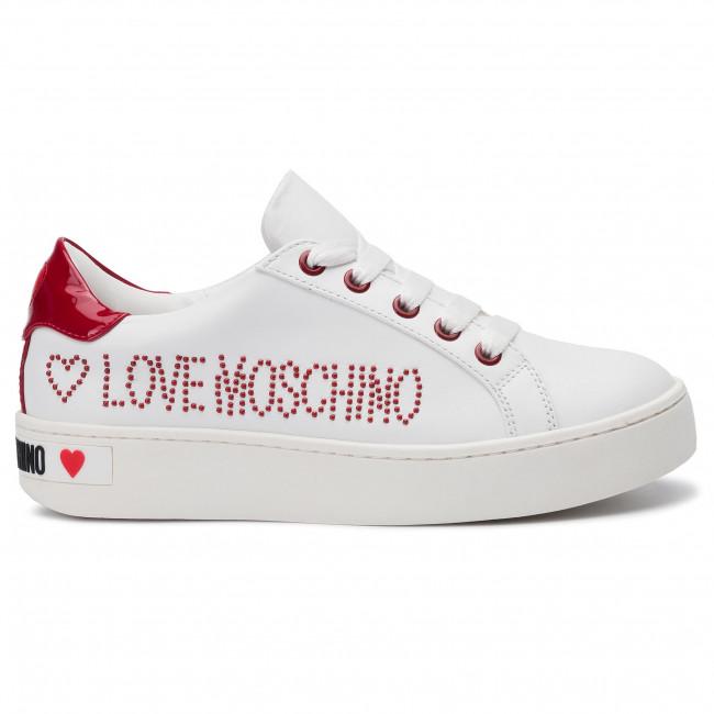 Sneakers LOVE MOSCHINO - JA15092G17IA0100 Bianco - Sneakers - Scarpe basse - Donna
