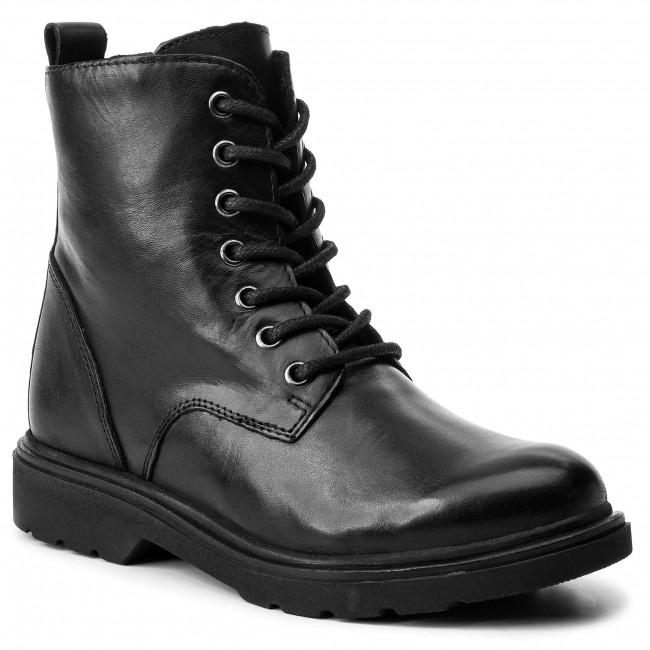 E Altri 2 Stivali Donna 23 002 Black Antic Tronchetti Marco Tozzi 25269 MUzVpqGS