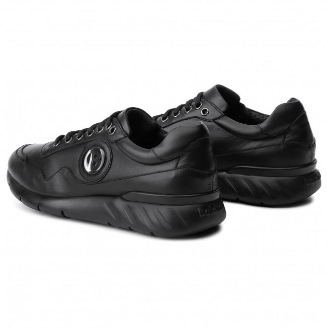 Baldinini Nero 046347tnapp000000nnx Uomo Sneakers Scarpe Basse 6gbf7yY