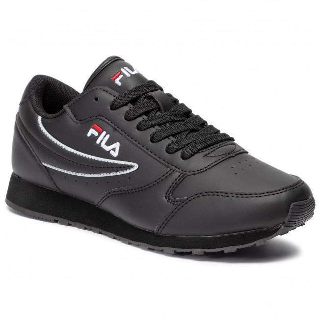 Sneakers FILA - Orbit Low 1010263.12V Black/Black