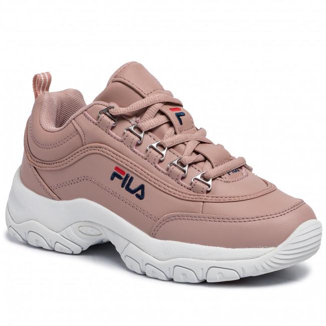 fila tan sneakers sandali