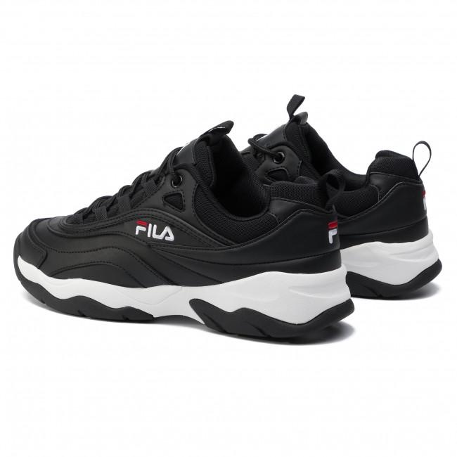 Sneakers FILA Ray Low 1010561.12A Black