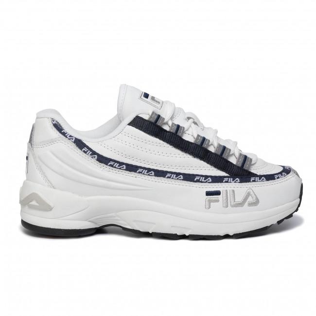 Sneakers FILA - Dstr97 L Wmn 1010596.1FG White - Sneakers - Scarpe basse - Donna