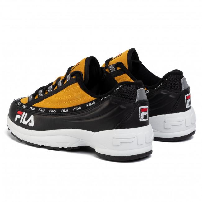 sneakers fila dstr97 s 1010712.12r blackcitrus ScarpeShoes