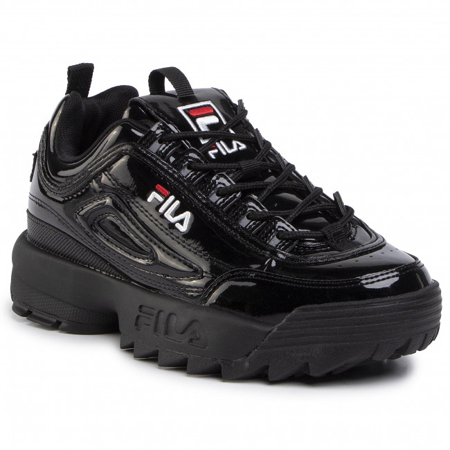 Sneakers FILA Disruptor P Low 1010746.12V BlackBlack
