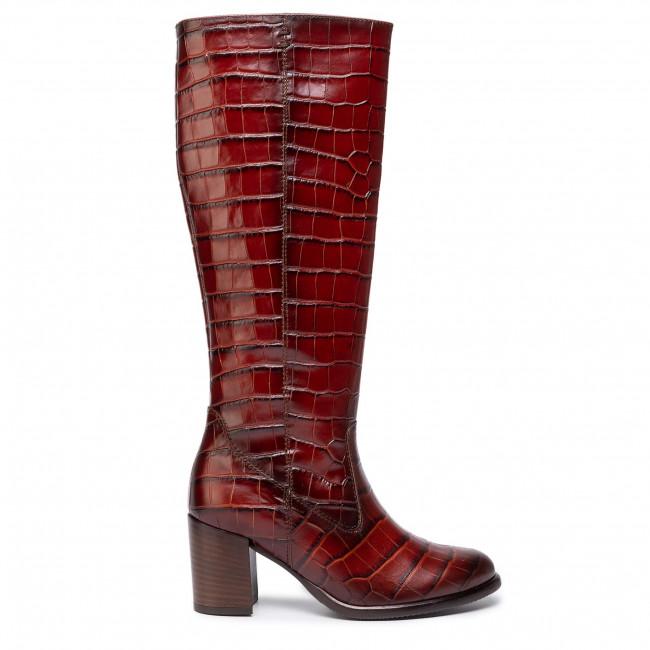 Stivali GABOR - 35.569.34 Cognac - Stivali - Stivali e altri - Donna