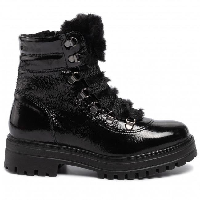 Scarponcini IMAC - 408191 Black 4200/011 - Scarpe da trekking e scarponcini - Stivali e altri - Donna