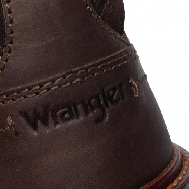 Wm92101a Polacchi DkBrown E Altri Wrangler Stivali Discovery 030 Uomo Ankle by7Ygvf6