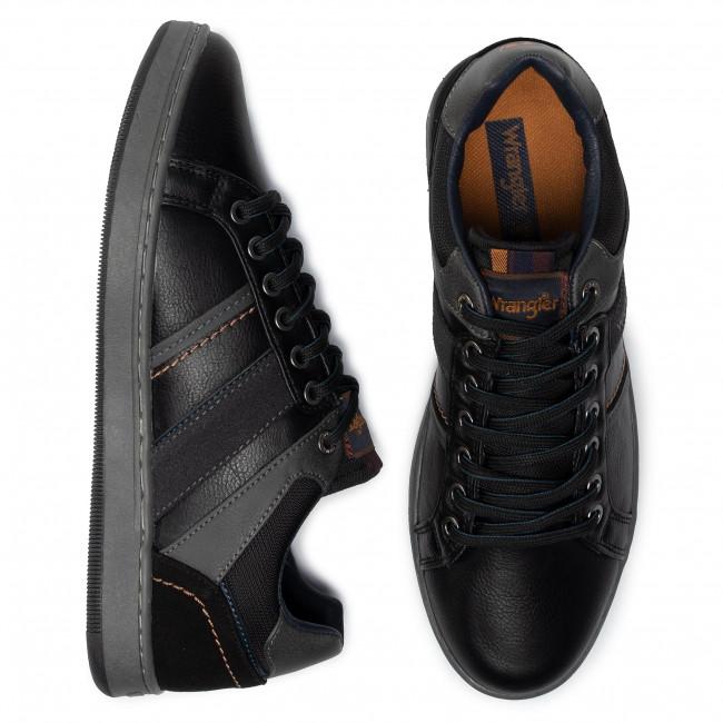 Sneakers Wrangler Paso Uomo Black Marshall 062 Wm92120a Basse Scarpe rdeECxoQWB