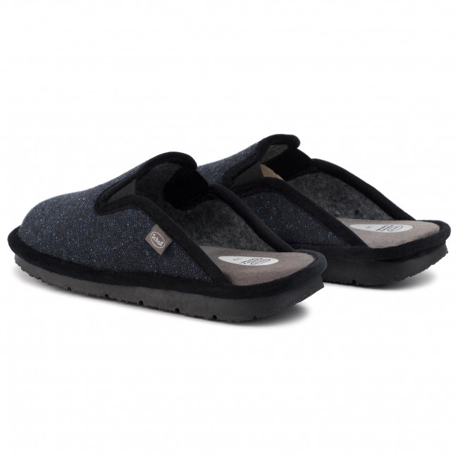 Navy Boris Blue Pantofole 1040 390 Scholl F27639 c3l1TKFJ