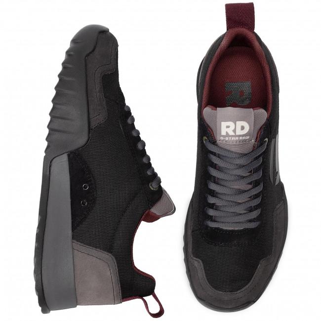 990 Black D14045 Basse Sneakers Raw Rovic Scarpe star G Uomo b702 Rackam LqMzpGUVS