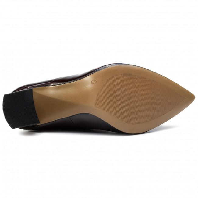 Scarpe basse CAPRICE - 9-22408-23 Bordeaux Pate. 541 - Décolleté - Scarpe basse - Donna