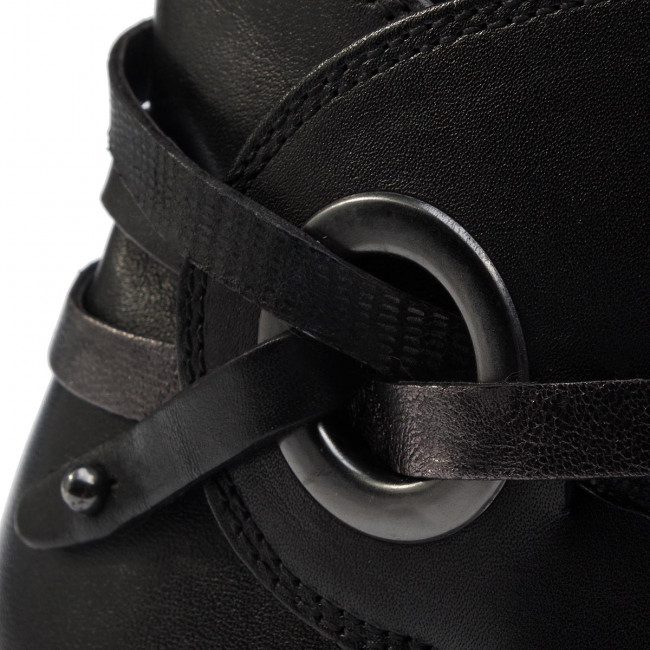 Tronchetti CAPRICE - 9-25326-23 Black Comb 019 - Tronchetti - Stivali e altri - Donna