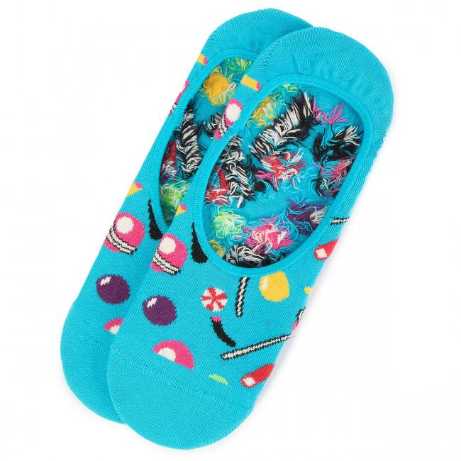 Socks Pedulini Multicolore Tessili Calzini Blu Accessori Donna Cnd06 Da Happy 6700 3RLScA54jq