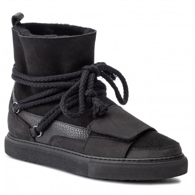 Scarpe INUIKII - Sneaker 50202-50 Space Black