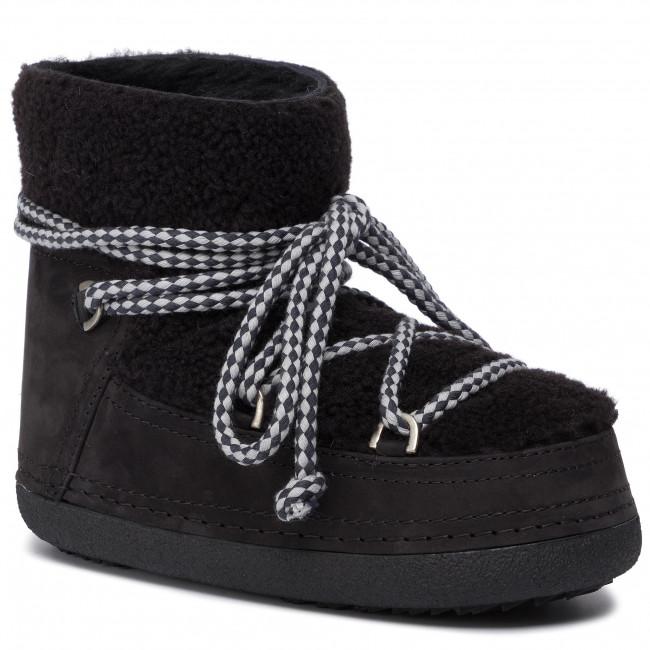 Scarpe INUIKII Boot Curly 70101 16 Black