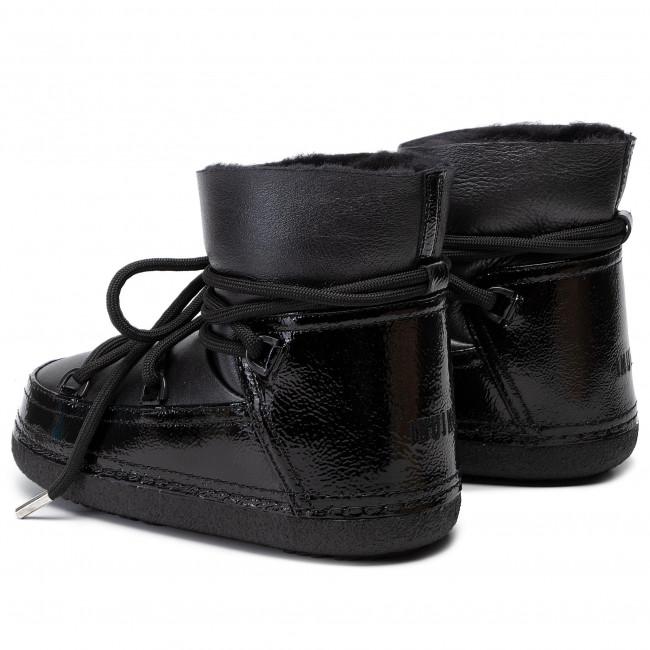 Scarpe Inuikii Da 70101 E Stivali Altri Neve Donna Boot Gloss 8 Black 3Ajq4RL5