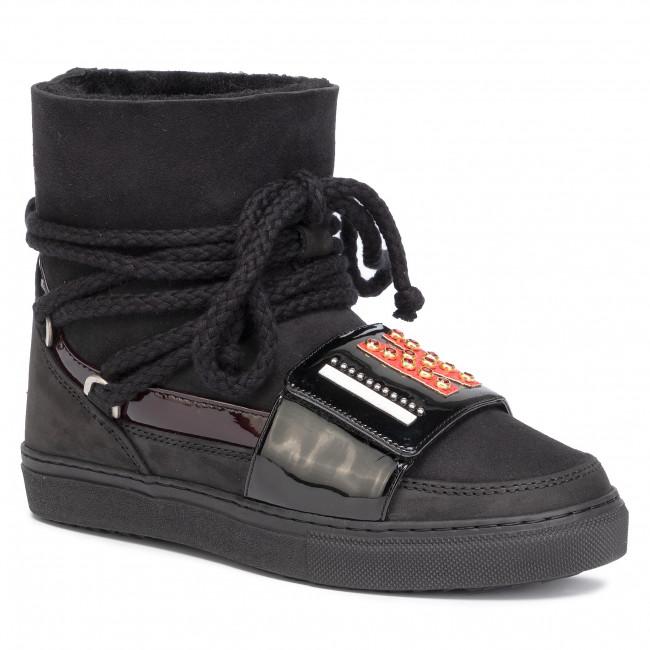 Scarpe INUIKII Sneaker 70102 78 Black
