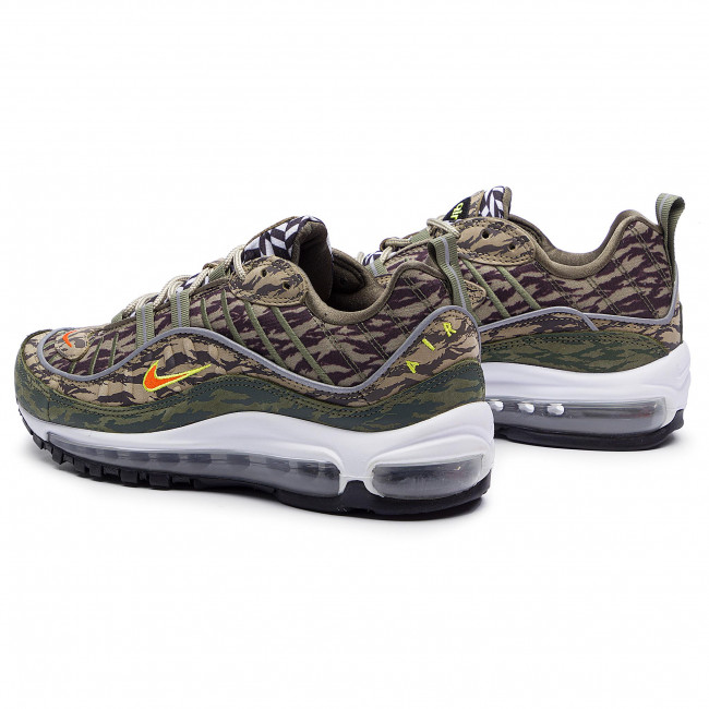 medium Orange Basse team 200 Khaki Scarpe Sneakers 98 Aop Aq4130 Olive Uomo Air Max Nike vPyN8wOmn0