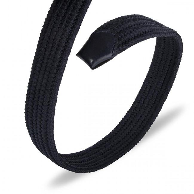 Cintura da uomo STRELLSON - 3070 Navy 410 - Cinture per uomo - Cinture - Pelletteria - Accessori