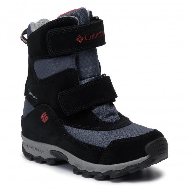 Bambino Childrens Boot Columbia Scarponcini GraphiteBright Red Da Neve Altri Stivali Peak 053 E Yc5409 Parkers EH9I2D