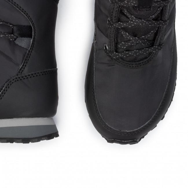 Stivali da neve COLUMBIA - Wheatleigh Mid BL0841 Black/Columbia Grey 010 - Stivali da neve - Stivali e altri - Donna