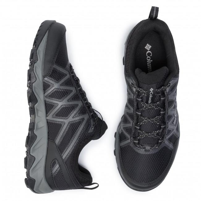 Scarpe E ti Uomo Columbia Grey Steel 010 Black Da Trekking X2 Basse Peakfreak Scarponcini Outdry Bm0829 Yfybg76