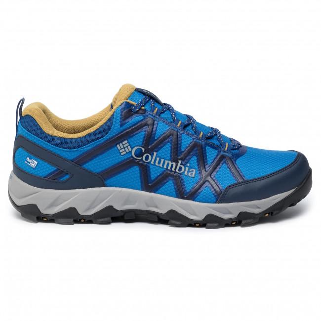 E baker Outdry Bm0829 426 Trekking Jay Scarpe Uomo Columbia Blue Scarponcini Da Peakfreak Basse X2 LARjq435