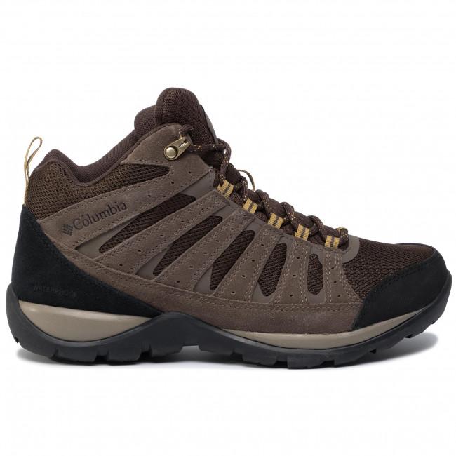 Trekking Cordovan Bm0833 Mid Da Columbia Uomo Scarpe E Stivali Redmond Scarponcini V2 Wp baker 231 Altri EDIWH29Y
