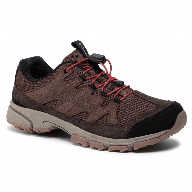 quality design bdd3a cd376 Scarpe da trekking COLUMBIA - Five Forks Wp BM0823 Tobacco/Flame 256