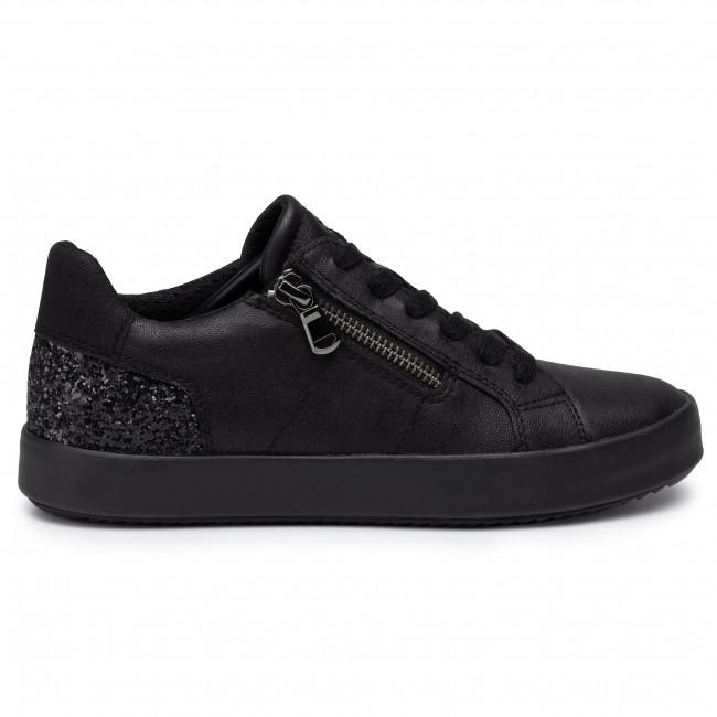 Sneakers GEOX D Blomiee A D946HA 0PVEW C9999 Black