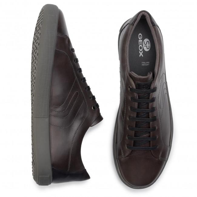 C9002 Sneakers Dk U Uomo A Jharrod Scarpe Basse U845ma Geox Grey 00043 F1cJuTK5l3