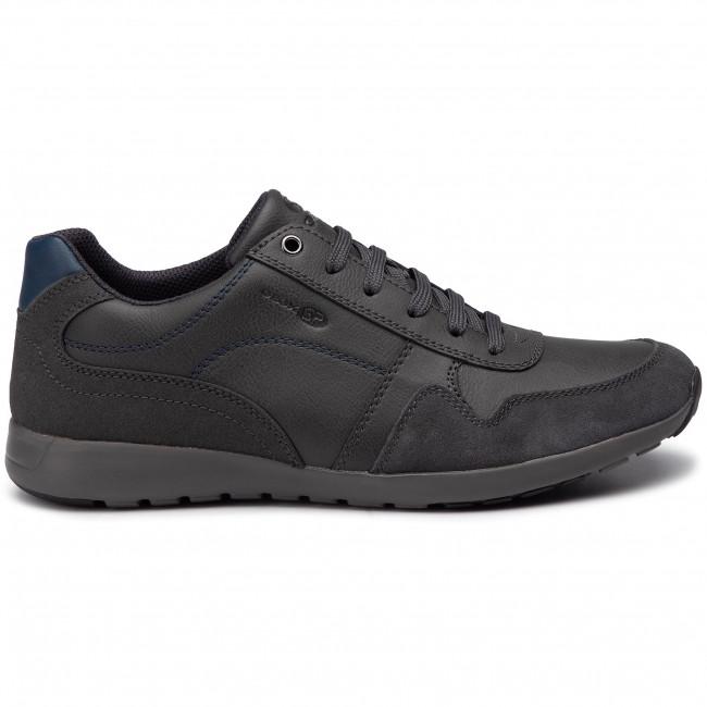 Sneakers GEOX U Jepson BU94F8B 0ME22 C9004 Anthracite