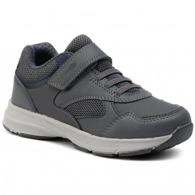 Sneakers GEOX J Shoshiko B. A J845GA 0BC14 C0068 S Dk GreyBlue
