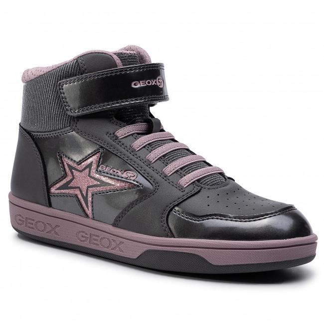 Sneakers GEOX J Maltin G. A J9200A 0HIBC C0952 D Dk GreyPink