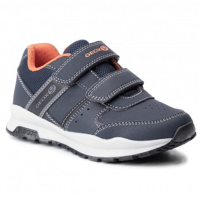 Sneakers GEOX J Coridan B.A J925DA 0CEFU C0659 S NavyOrange