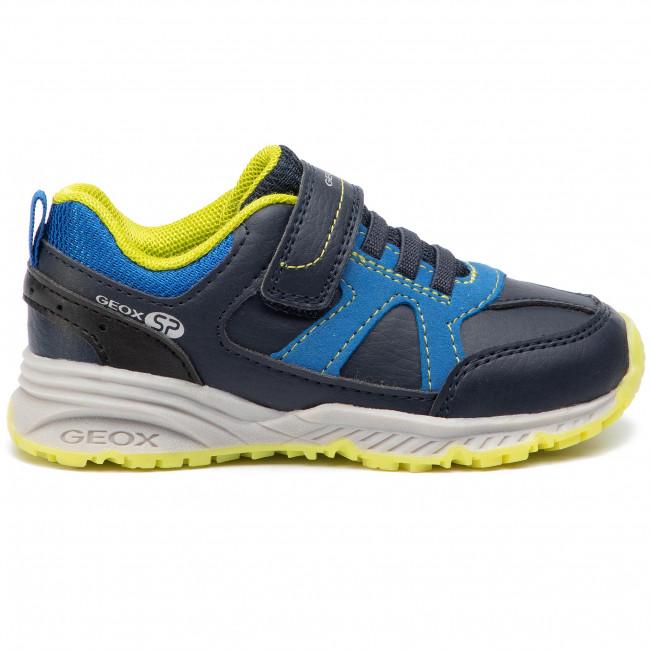 Sneakers GEOX J Bernie B J9411B 0BUCE C4226 M NavyRoyal