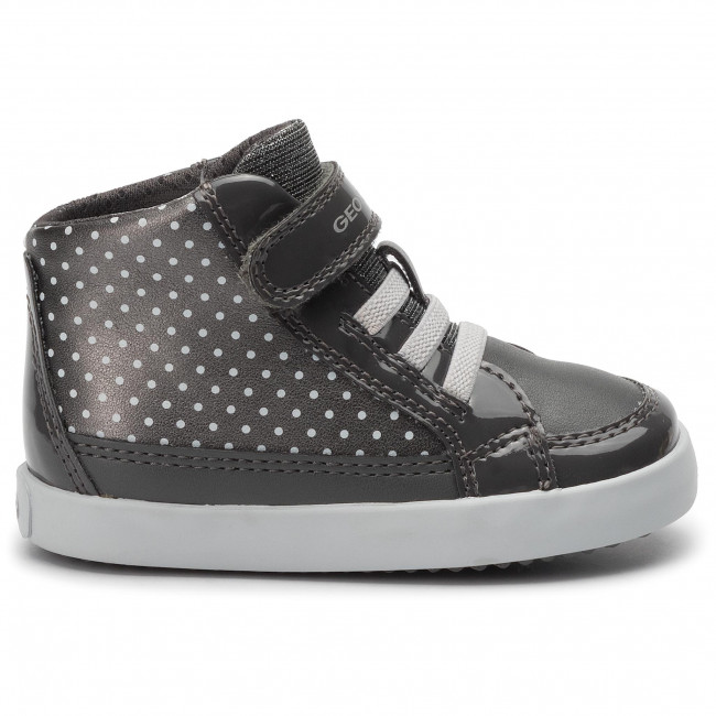 Sneakers GEOX B Gisli G. C B941MC 0AJ54 C0710 M Dk GreySilver