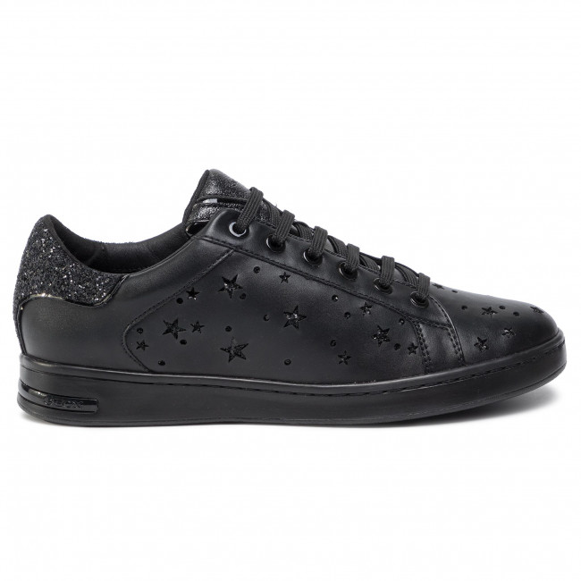 C 000bc Scarpe Sneakers D941bc C9999 D Black Donna Jaysen Geox Basse 54c3LjSARq