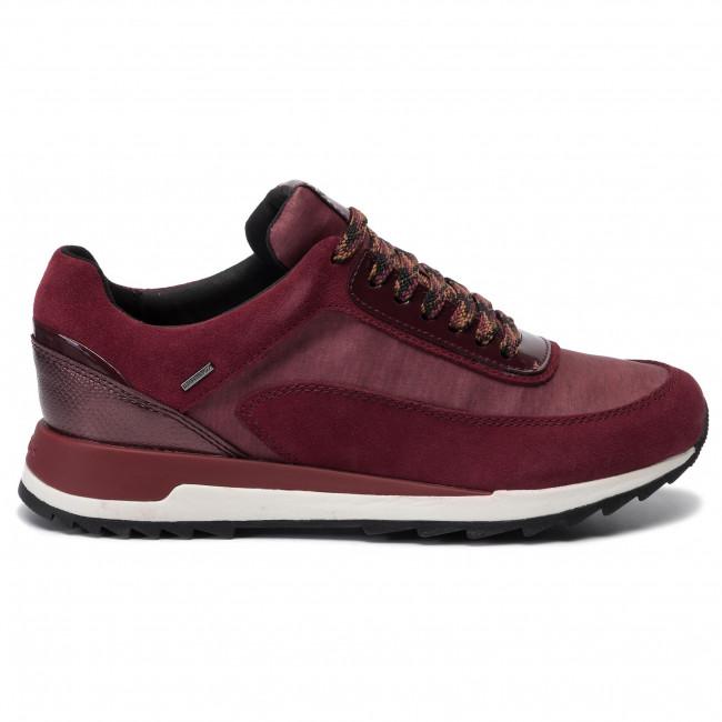 C7005 Aneko D Scarpe Bordeaux A Basse Abx Sneakers B Donna D943fa 022gh Geox WEH29ID