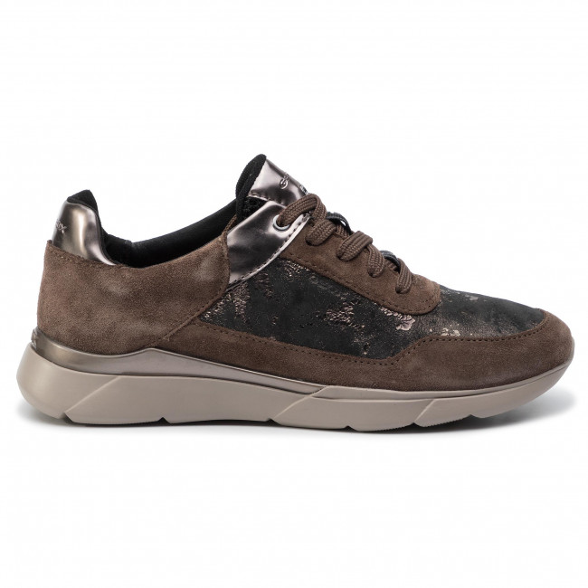 Sneakers GEOX D Hiver A D94FHA 0MA22 C6004 Chestnut