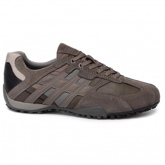 Sneakers GEOX U Snake E U8207E 022ME C9M5Y StoneRock